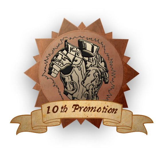 10th Promotion