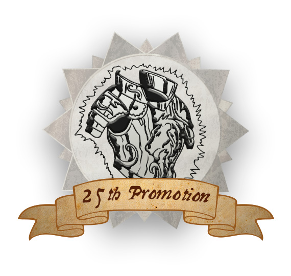 25th Promotion