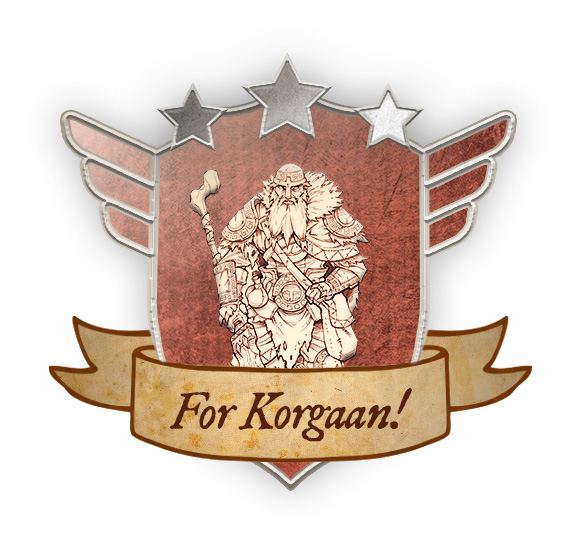 For Korgaan!